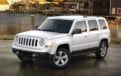 Harga Jeep Patriot