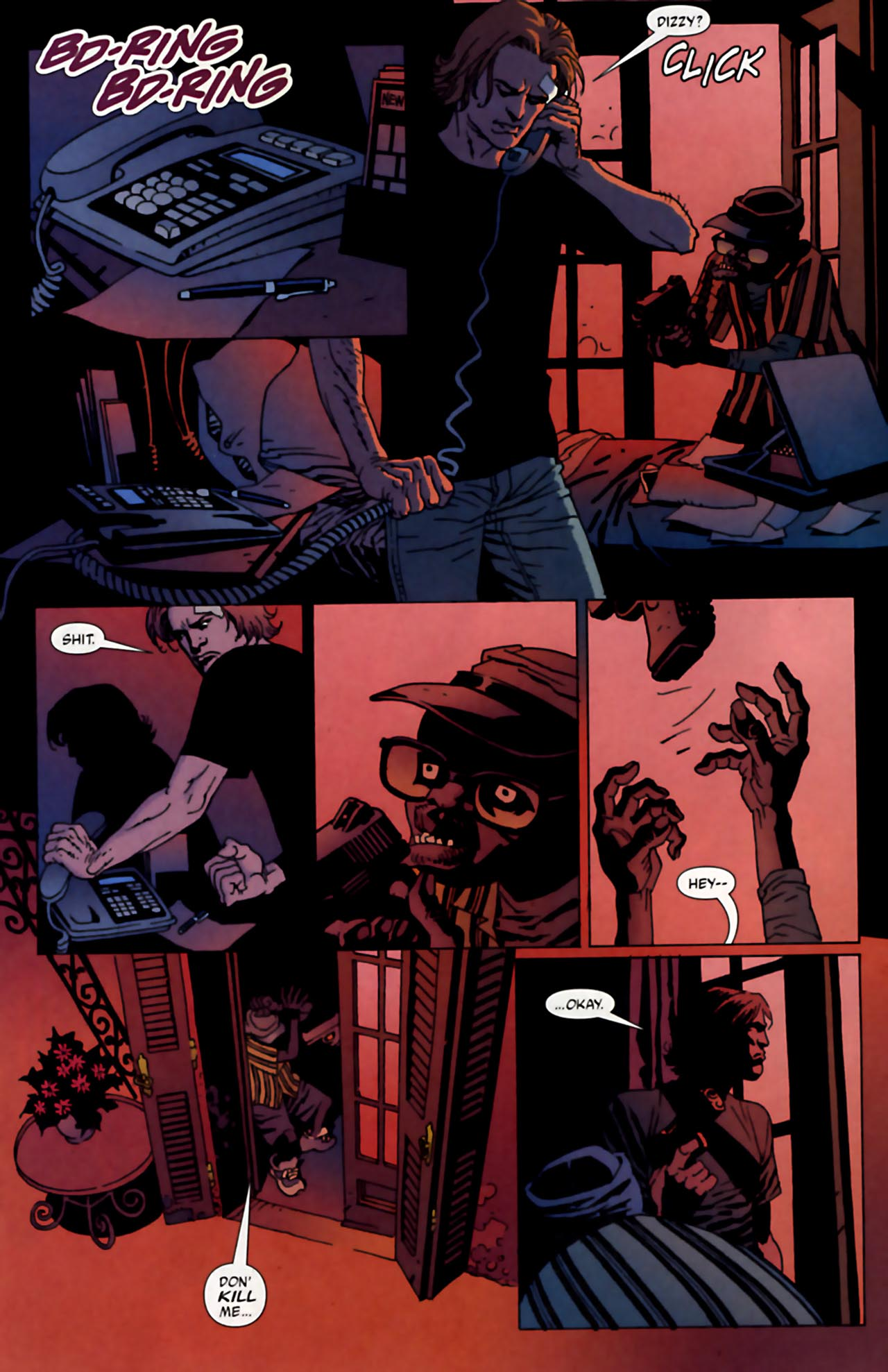 100 Bullets 55 Page 2