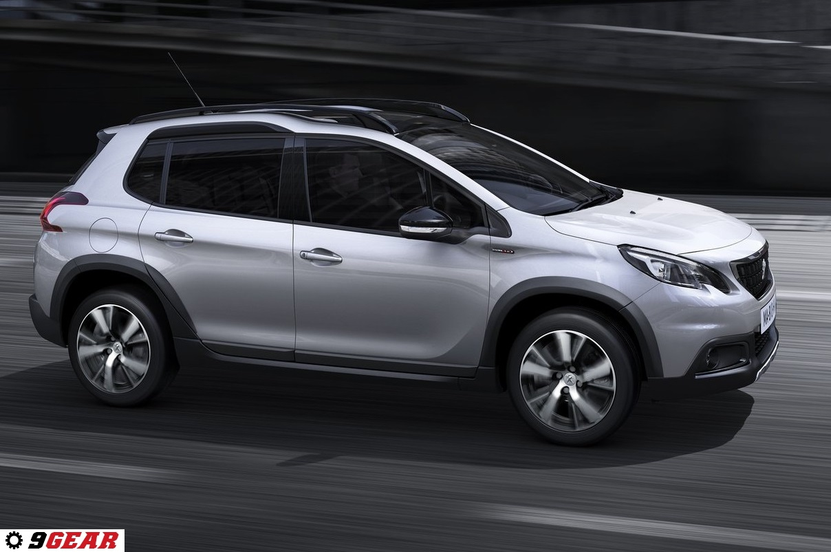 New Peugeot 2008 Compact Suv Revealed Car Reviews New Car
