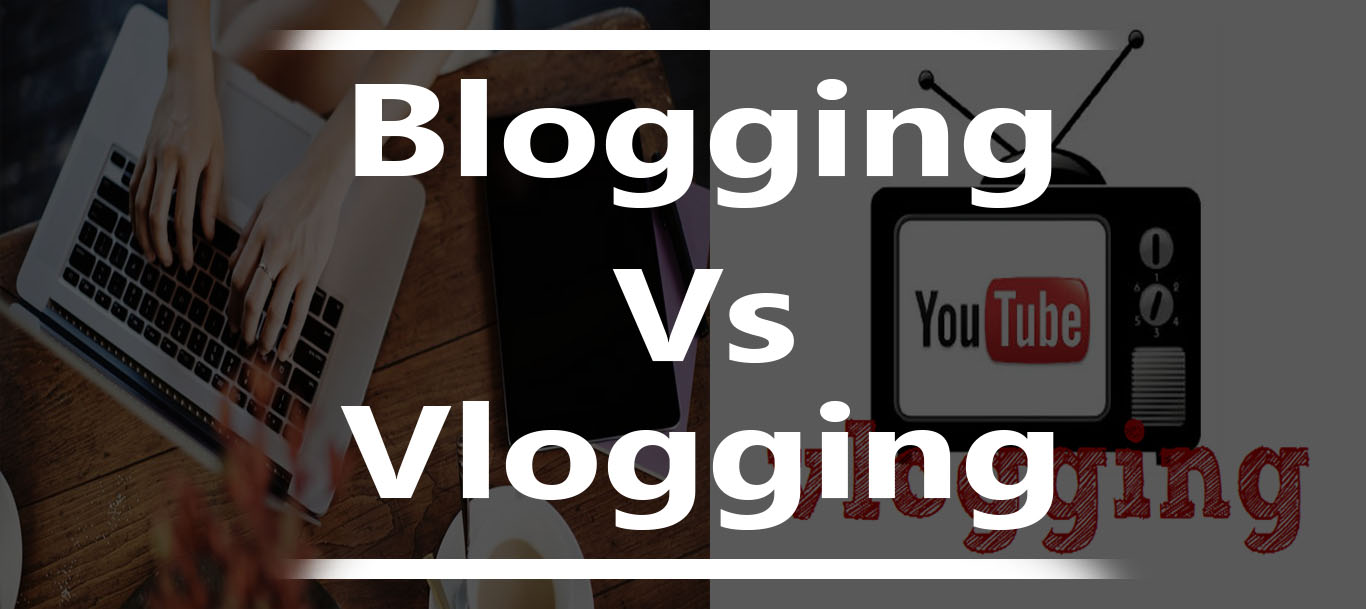 blogging vs vlogging youtube adsense