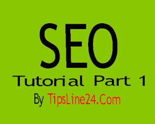 Search Engine Optimization Tutorial Introduction