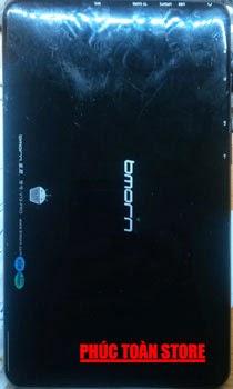 file gốc máy tính bảng Bmorn V13 flash ok alt