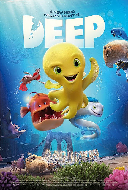 Sinopsis Film Animasi Deep (2017)