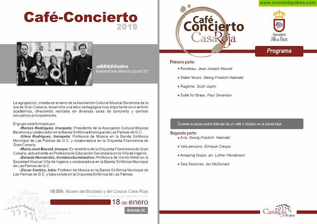 Café-Concierto aBRASSados