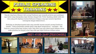 Public Speaking Jakarta School