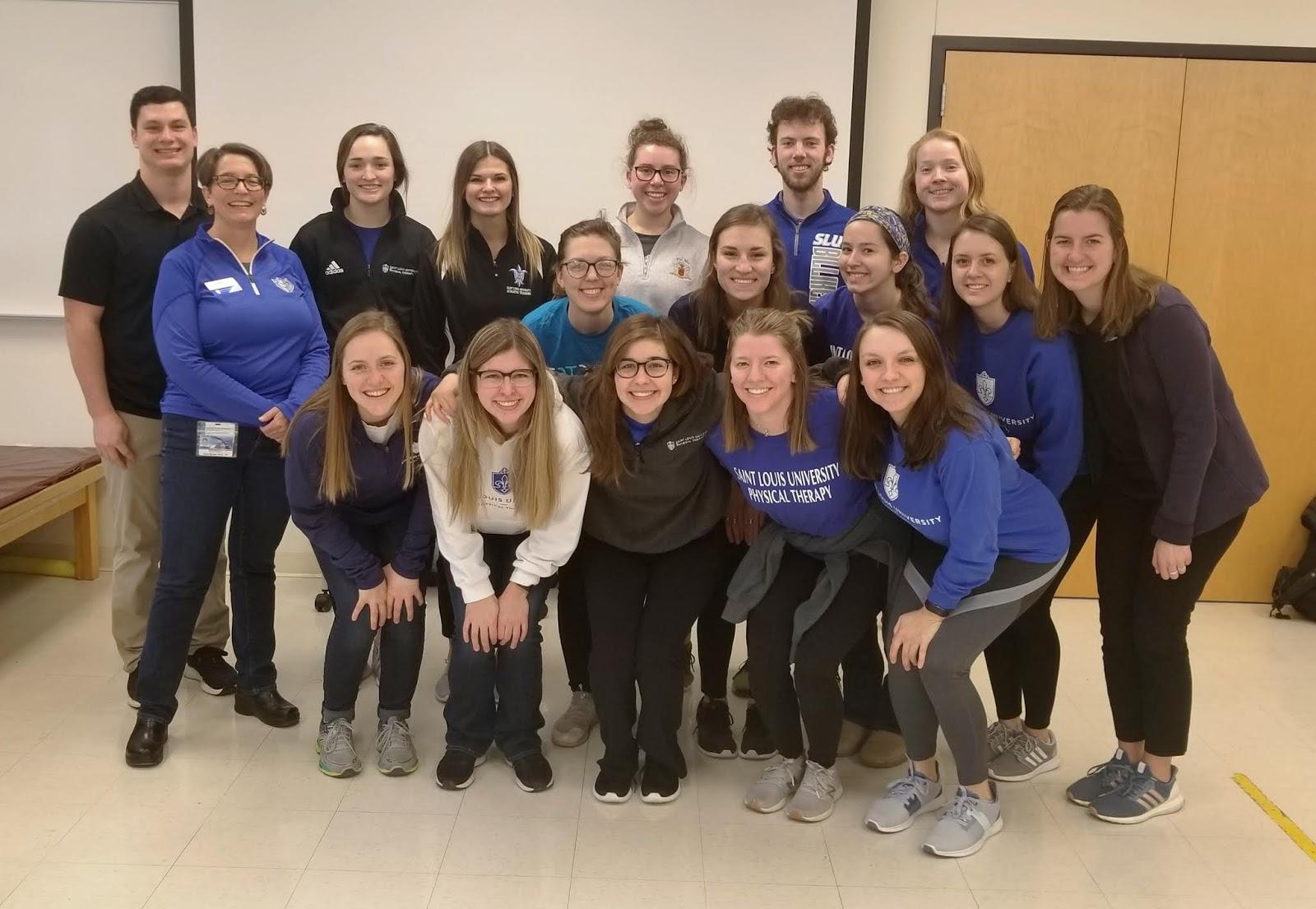 Saint Louis University Athletic Training Program: SLU AT and