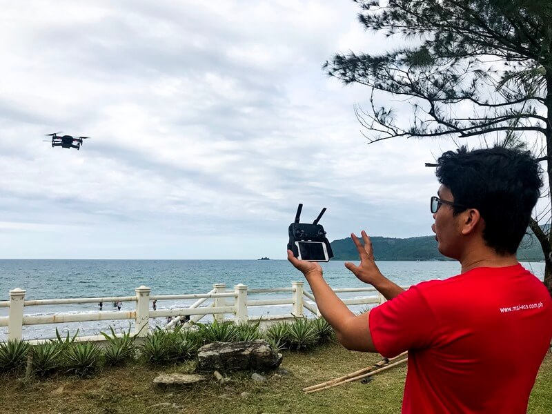 DJI Mavic Air Hands-on Experience