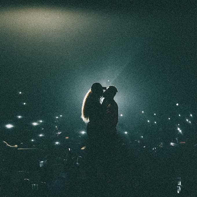 Shatta Wale proposes to girlfriend at his album launch