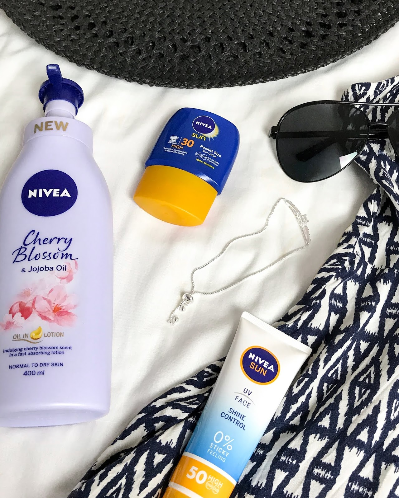 summer ready skin with nivea sun care blog post