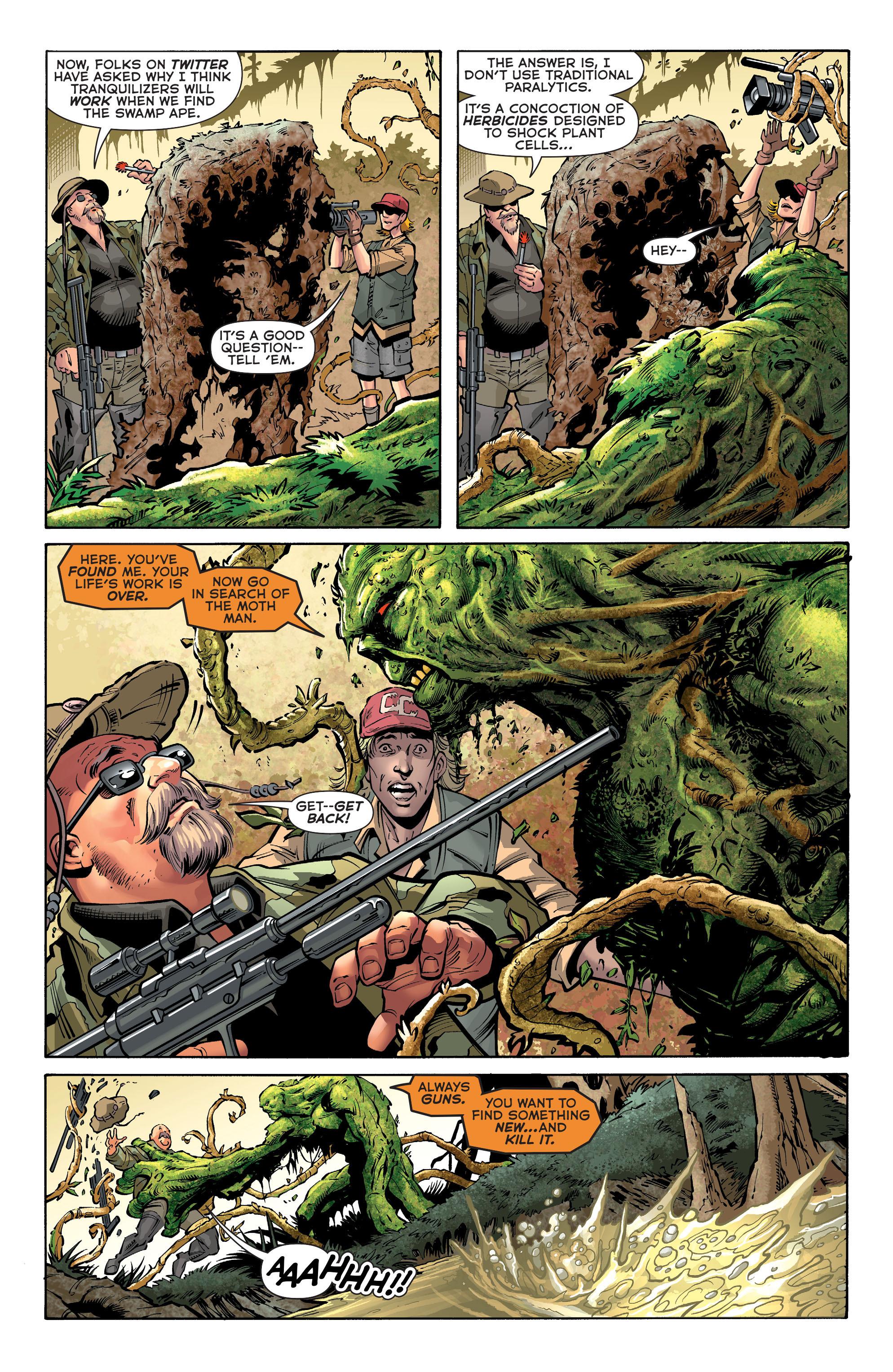 Read online Aquaman (2011) comic -  Issue #31 - 4