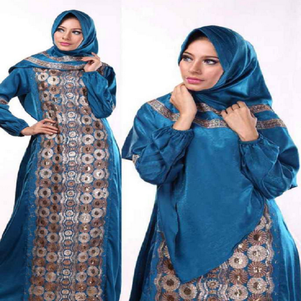 Baju Gamis Yang Simpel Gamis Abadi