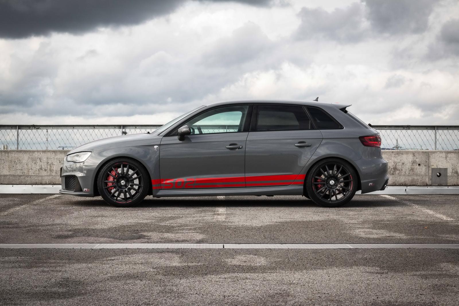 Audi RS3 nâng cấp lên 502 mã lực bởi MTM - Đạt 300 km/h dễ dàng