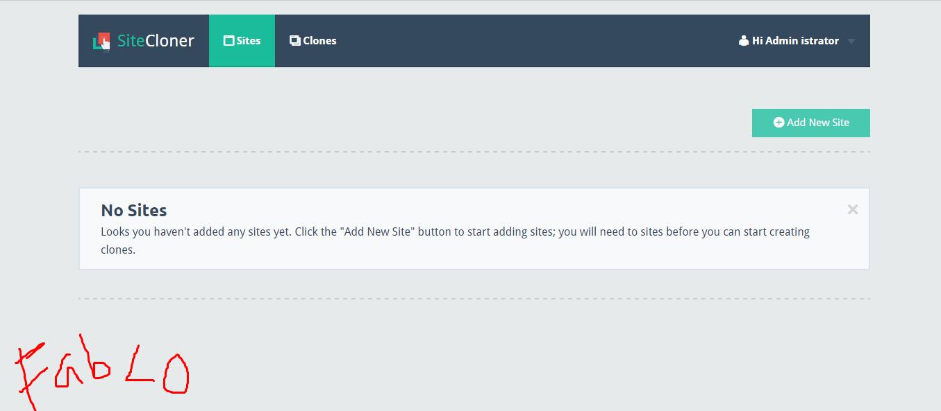 Cara Clone Semua Isi Website orang lain dengan Site Cloner ...
