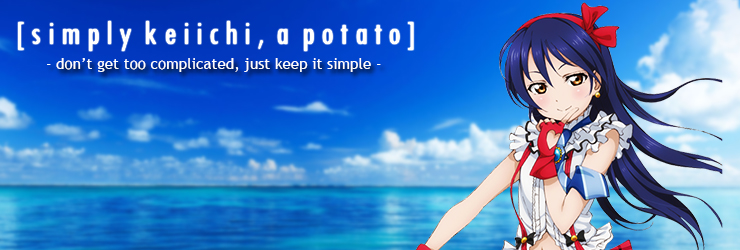 [simply keiichi, a potato]