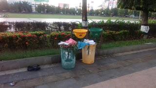 sampah anorganik daur ulang