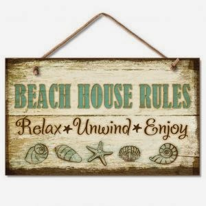 Handcrafted Beach House Decor | Nautical Handcrafted Decor ...
