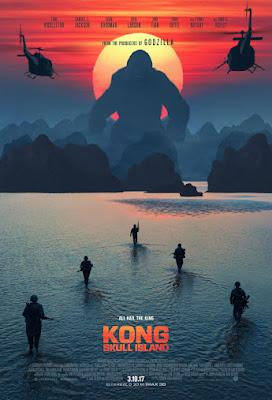Kong A Ilha Caveira