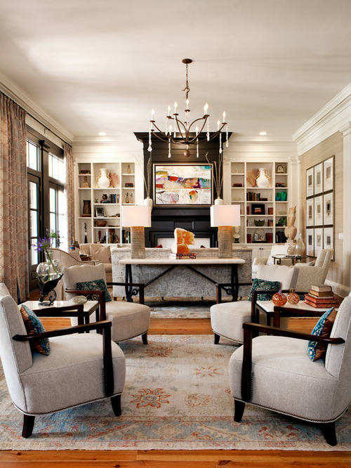 Perfect ways to decorate a living room with a dining area ...