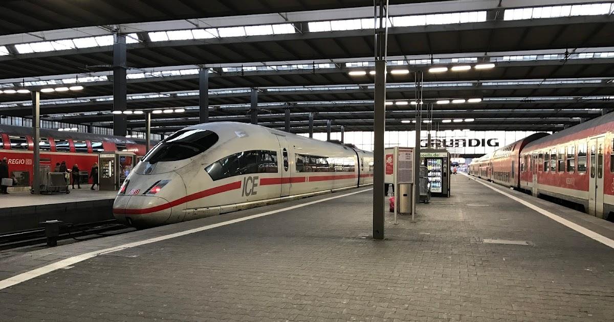 Getting Around Munich - Public Transport