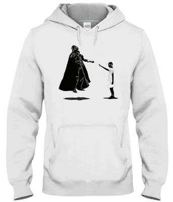 Stranger Things Eleven Vs Darth Vader T Shirt Hoodie and Sweatshirt