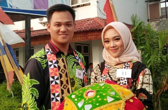 Wakili Lampung, Bima dan Yulia Bakal Tampil Pada Jambore Pemuda di Bangkabelitung