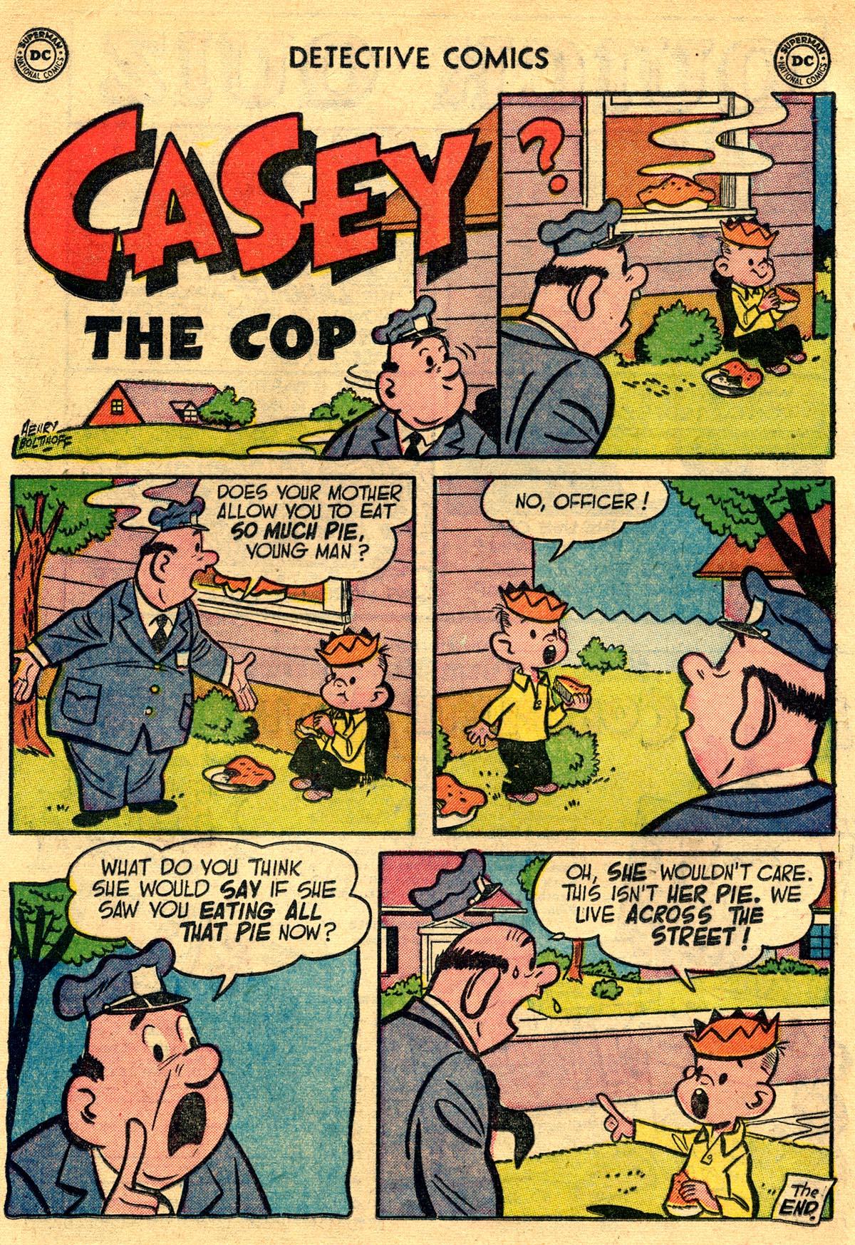 Read online Detective Comics (1937) comic -  Issue #203 - 24