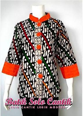 Batik Solo Cantik Diyanti Terbaru