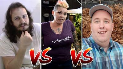 Lucas Bretz vs. Rachel O'Leary vs. Cory McElroy