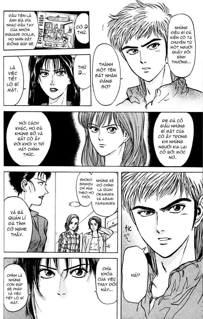 Psychometrer Eiji chapter 34 trang 20