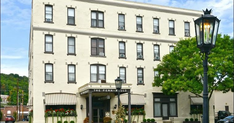 Solomon 39 s words for the wise penn wells hotel joins for Oldest hotels in america