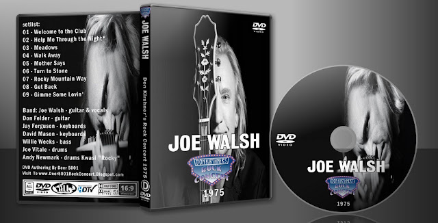 Deer5001RockCocert : Joe Walsh - 1975 - Don Kirshner's Rock Concert