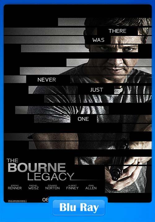 The Bourne Legacy 2012 720p BRRip Dual Audio x264 | 480p 300MB | 100MB HEVC