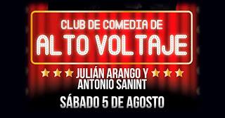 ANTONIO SANINT Y JULIÁN ARANGO EN REVELLION 1