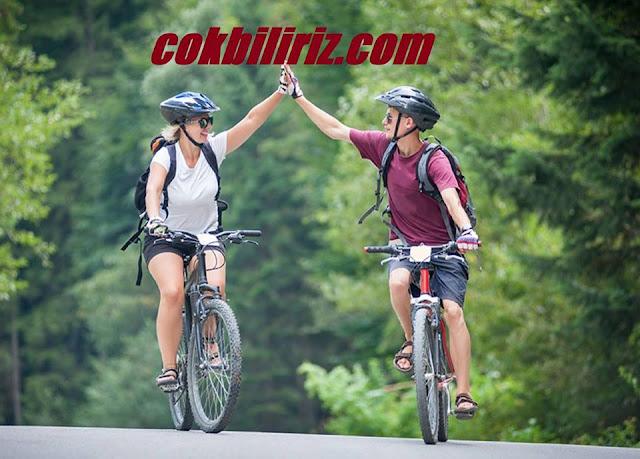 Bisiklet Sürmenin Vücuda Etkileri