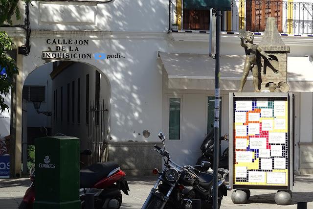 Vicolo dell'inquisizione, Triana, Siviglia