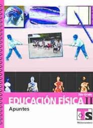 Educación Física II   Segundo grado 2018-2019 Telesecundaria