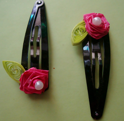 2015 flower designs quilling paper designs hair clip accessories - quillingpaperdesigns