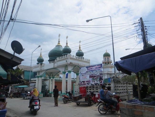 Мечеть на острове Самуи