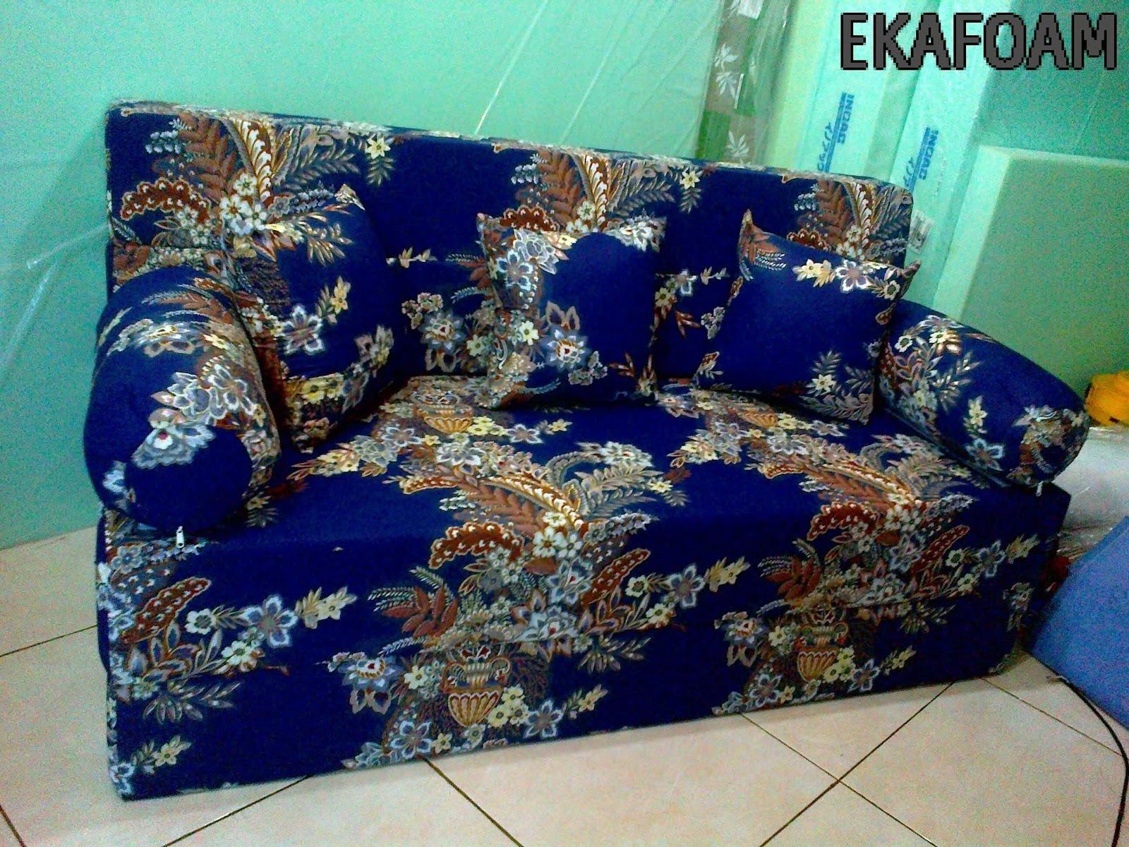 Sofa Bed Inoac 3 In 1 Custom Leather Sofas Toronto 2017 Full Motif Agen Resmi Kasur Busa