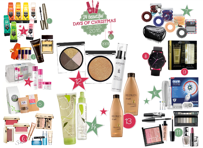 Beautyjunkies Adventskalender - Türchen 24