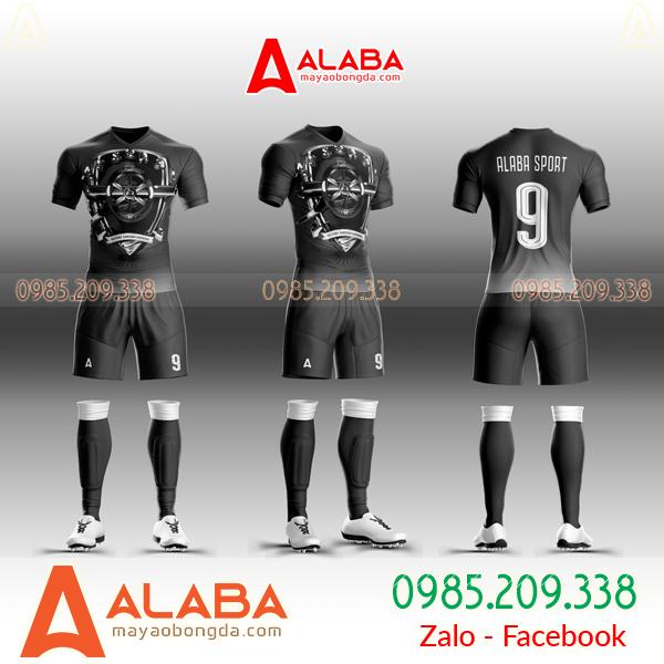 Áo CLB Arsenal tự thiết kế mã ARB AR09 ấn tượng