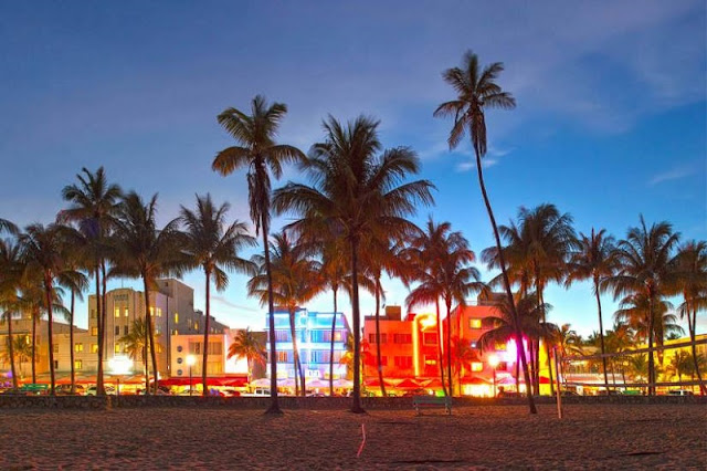 Clima em Miami em junho
