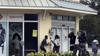 Florida police arrest dozens for looting during Hurricane Irma