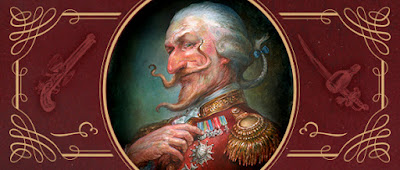 Portrait of Baron Munchausen