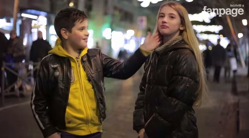 What Happens When Young Boys Were Asked To Slap A Girl In Front of Them?