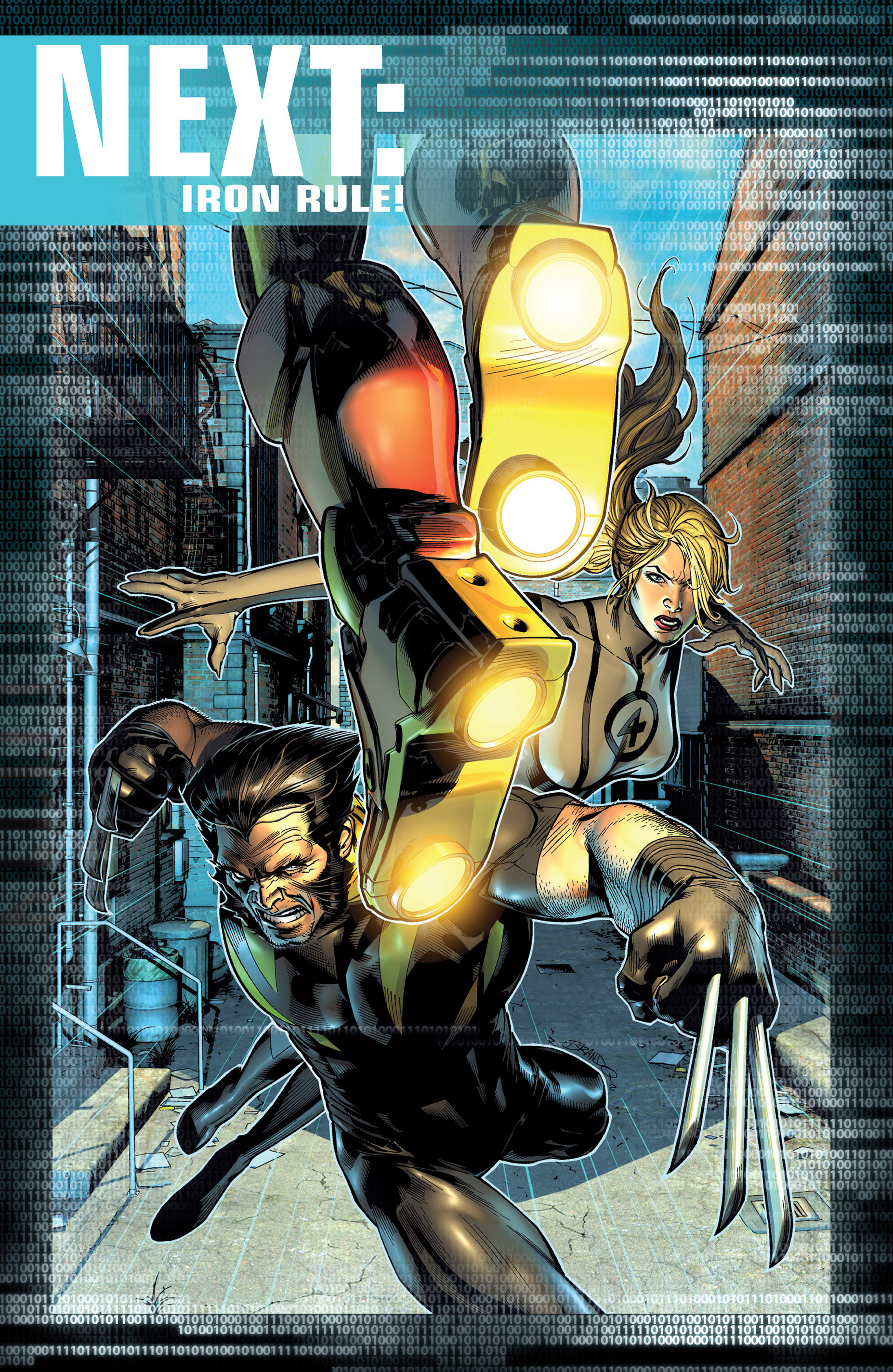 Read online Age of Ultron comic -  Issue #7 - 21
