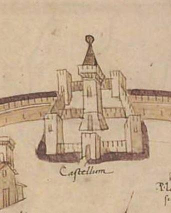 castello milano mura giovia
