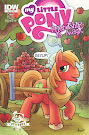 MLP Friendship is Magic #9 Comic Cover Newbury Variant