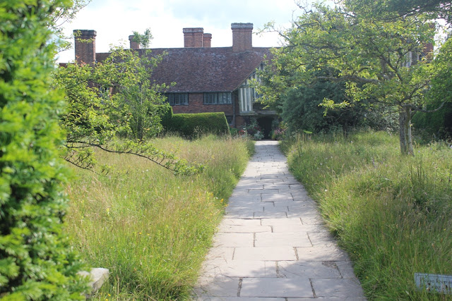 First sight of Great Dixter