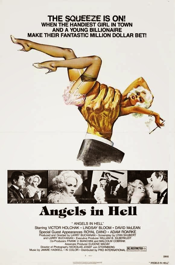 hughes and harlow angels in hell (1976)